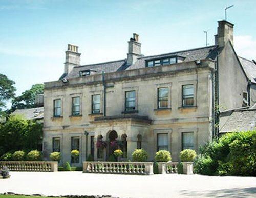A country house in the UK from a fundraising auction