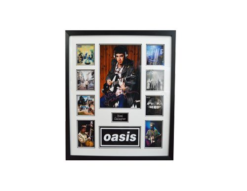 Signed Memorabilia as a prize at a fundraising auction